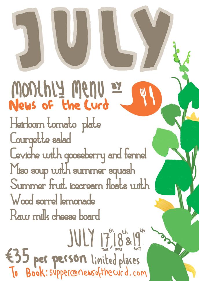 JULY-menu